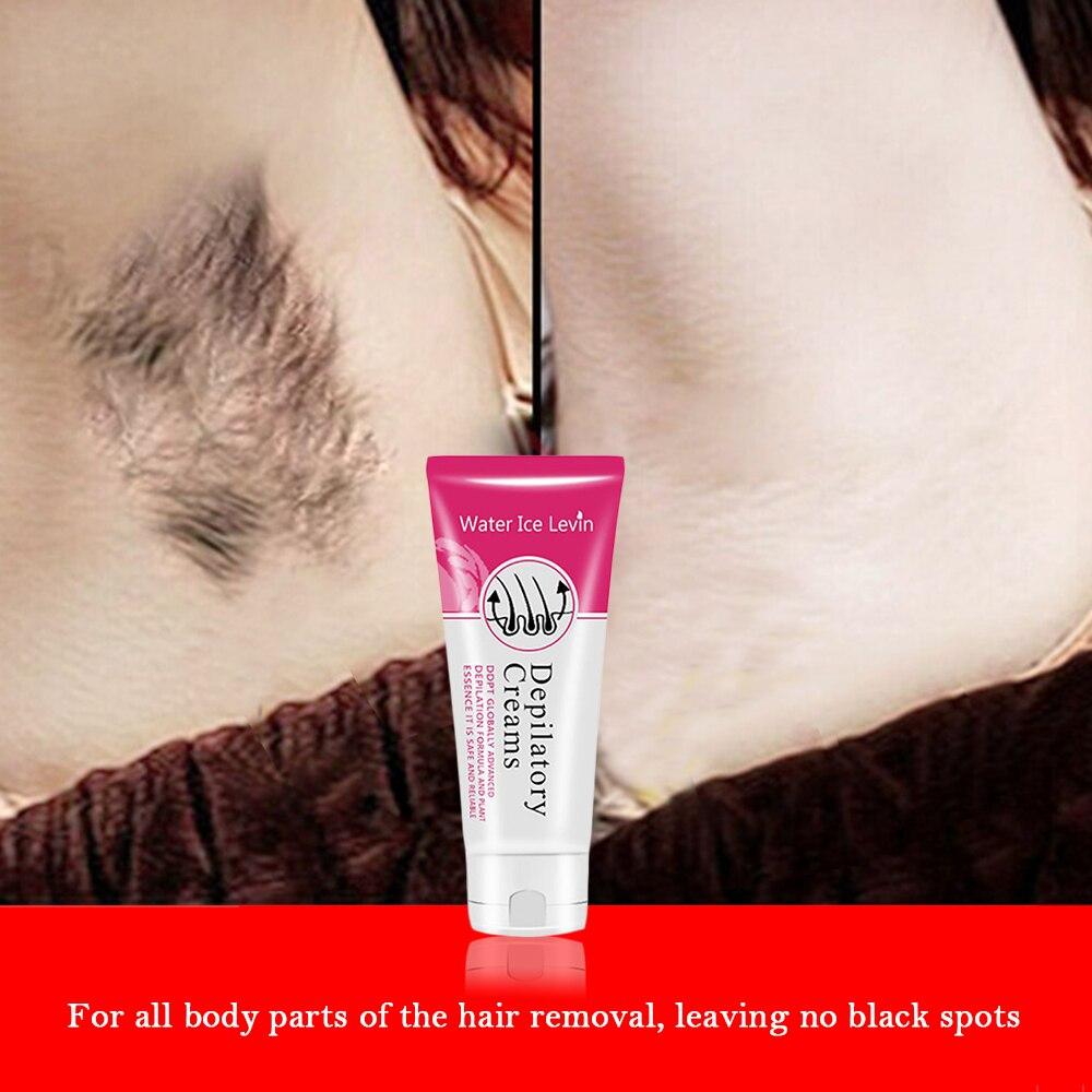 Hair Removal Cream Face, Legs, Bikini, Body Armpit Hair Removal Unisex Depilatory Cream