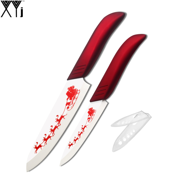 XYJ Brand Best Ceramic Knife High Sale Cooking Tools Best Christmas ...