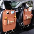 Nuevo diseño de asiento de Coche bolsa de almacenamiento de bolsas Colgantes producto bolsa de asiento trasero del Coche de Múltiples Funciones del coche caja de almacenamiento de almacenamiento de vehículos freeshippin