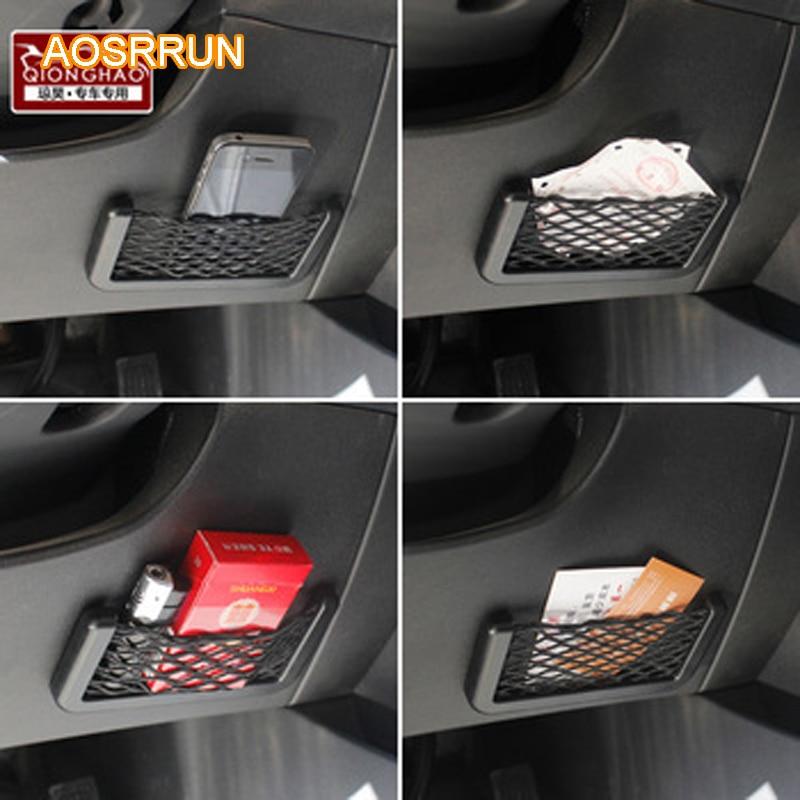 AOSRRUN Car carrying bag For Chevrolet cruze aveo sonic Ford Focus kuga ecosport escape Skoda Fabia Superb Octavia