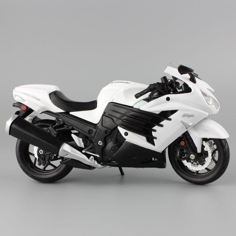 2006 Kawasaki ZZR 1400 1:12 Tamiya 14111