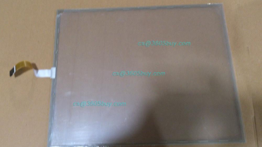 17 inch touch screen 5 wire touch screen glass 355x288 New at050tn33 touch screen 5 inch x580lec520p