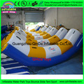 0.9 mm pvc Summer park amusement park funny theme park best quality inflatable water totter water seesaw