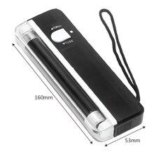 ITimo Handheld Torches UV Flashlight LED Blacklight Mini Portable Nest Box Lamp Portable Lighting Ultraviolet