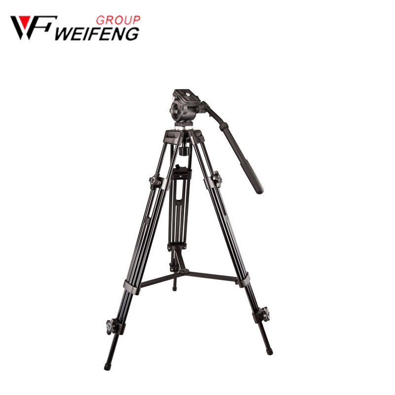 Weifeng WF-717 upgrade 1.8 meters Tripods Professional Portable Aluminum Travel Tripod Camera Tripod Stand Hold mefoto a0320q00 aluminum alloy mini camera tripod portable desktop tripod stand support steady hold camera with tripod head