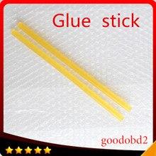 Hot melt glue sticks para eléctrico pegamento pistola artesanía álbum de reparación diy accesorios barra de pegamento adhesivo palos para la cerámica, herramienta pdr