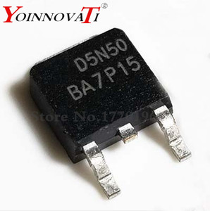 Image 1 - 100pcs AOD5N50 D5N50 TO 252