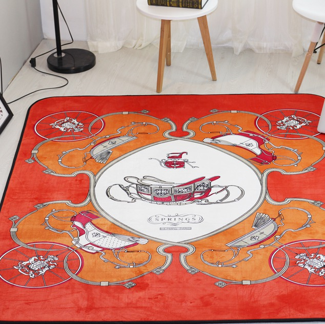 Wagen Rechteck Teppiche Tapete Pedras Die Wohnzimmer Bro Badezimmer Anti Slip Rot Teppich Grosse Version