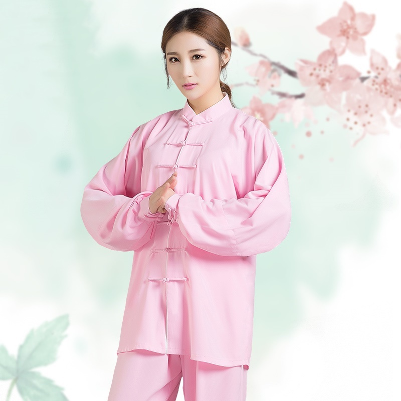 Tai chi clothing uniform clothes wudang women kung fu uniform shirt pants suit tai chi costume