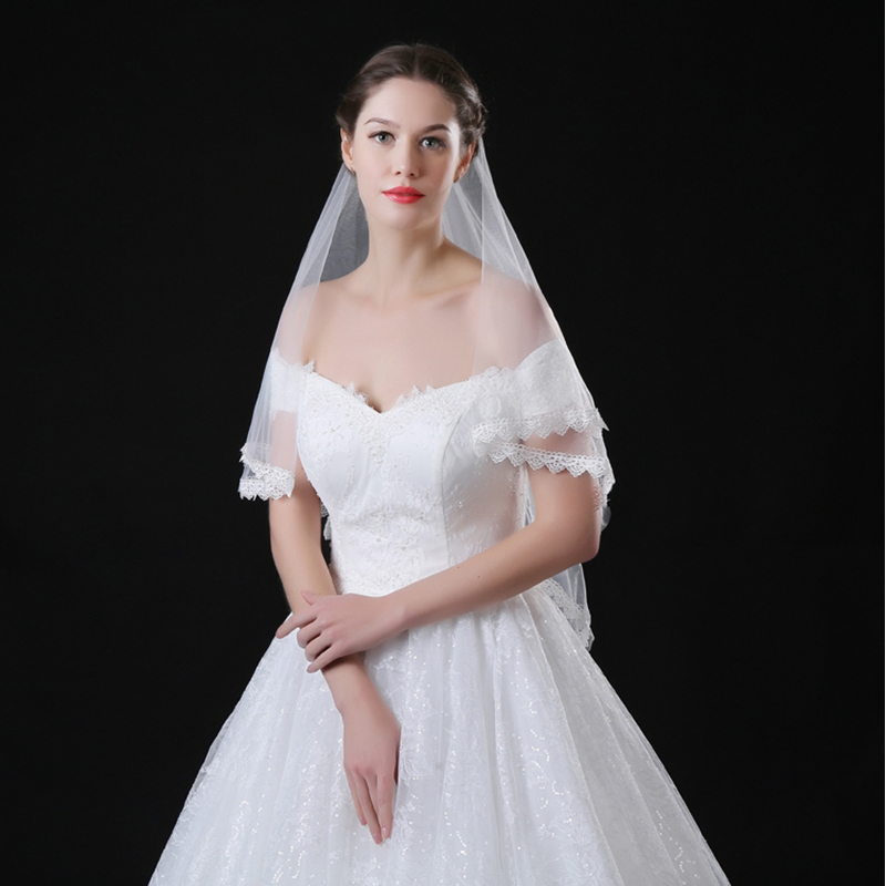 Modern Wedding Hairstyles: Aliexpress.com : Buy LAN TING BRIDE One Tier Modern Style