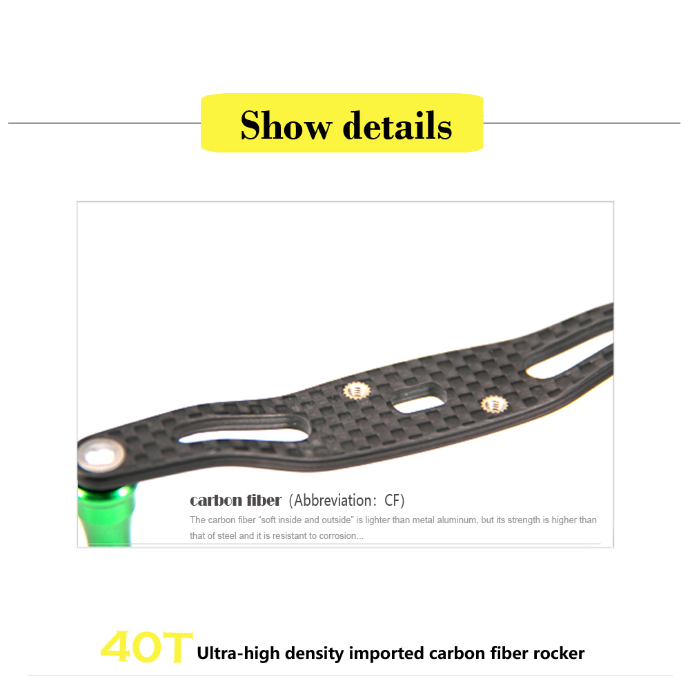 fibra carbono lidar com 85 95mm para