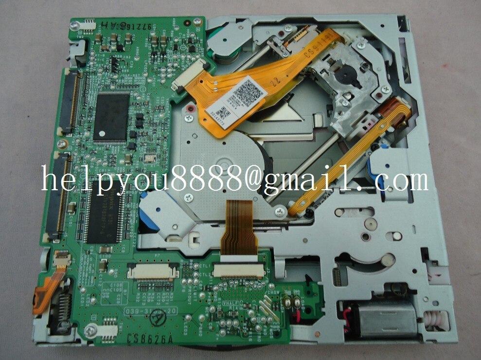 New original UCZ CD DVD loader sat navigation mechanism 039 3163 20 for Infiniti G37 car