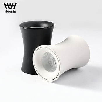 Neue Ankunft Oberfläche Montiert LED Downlight 5 watt 7 watt 10 watt 12 watt COB Downlight AC220V Super Qualität Dekorative downlight Freies Verschiffen