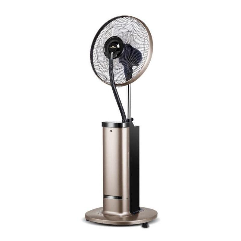 Ventilateur électrique ménage 4500 ml eau brumisation ventilateur 220 V refroidisseur d'air humidificateur télécommande ventilateur extérieur N7