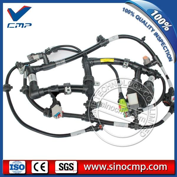 6754 81 9440 engine wiring harness for komatsu pc200 8 excavator in rh aliexpress com