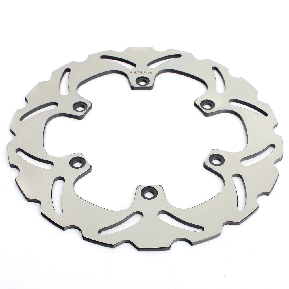 BIKINGBOY Rear Brake Disc Disk Rotor For Yamaha XJR 1200 1995 1997 XJR 1300 1998 2017 MT 01 1670 2005 2011 BT 1000 Bulldog 02 06