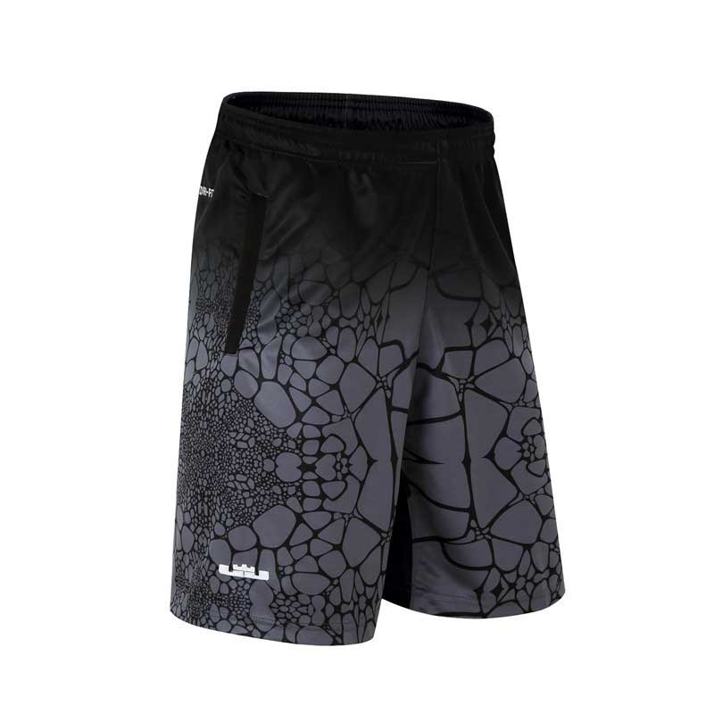 Men Sporting Gymming QUICK-DRY Workout Compress Capri Cropped Casual   Board     Shorts   For Bodybuilding Runs Slim Fitness Yogaing 125