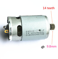 Replacement 14 Teeth Motor DC 14 4V For MAKITA CCW15 629819 4 6280D 6280DWE 6281DWE Cordless