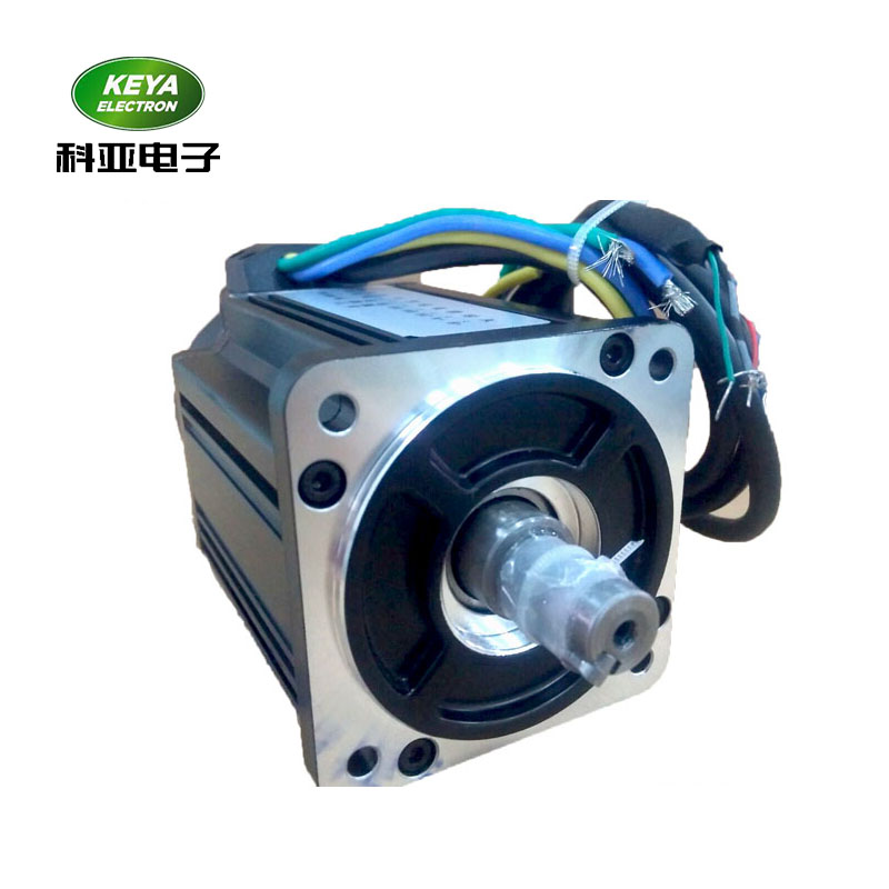 intelligent robot matched motor 24v 48volts 400watt bldc motor with 2500ppr encoder KY80AS0204 30