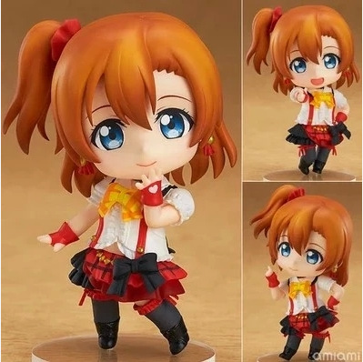 Anime Lovelive School Idol Project Minami Kotori Nendoroid #450 PVC Action Figures Doll Model Toys gifts with box
