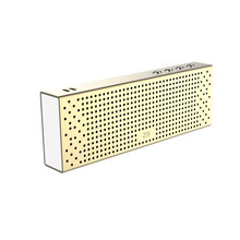 For Xiaomi Gold HiFi Mini Bluetooth Speaker 2016 Portable Wireless Music mp3 Player Speaker with MIC Aux TF Card Caixa De Som
