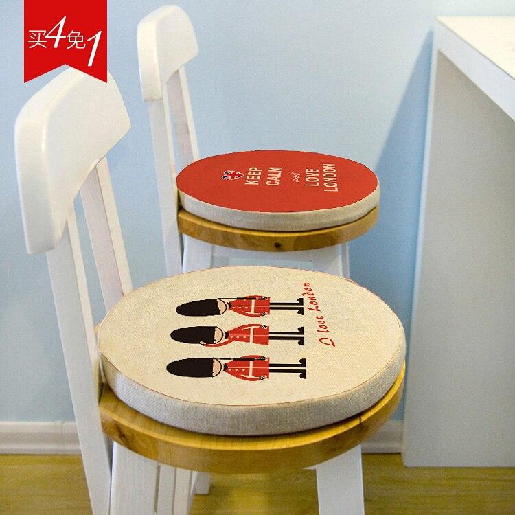 online kaufen gro handel runde hocker kissen aus china. Black Bedroom Furniture Sets. Home Design Ideas