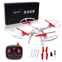 RC Drone Professional Quadrocopter Dwi Dowellin D5 VS Syma X5C Remote Control Quadcopter RC Helicopter 2