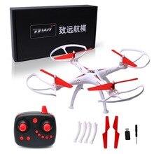 Радиоуправляемый Дрон Quadcopter не профессиональный SYMA X5C пульт дистанционного управления Quadcopter вертолет 2.4 г 4CH 6 оси дви dowellin D5