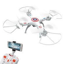 SMRC F504 6-Axis RC Helicopter with zero.3MP/2.0MP WIFI Digicam RC Drone 2.4G 4CH Distant Management RTF Quadcopter Drone with digital camera