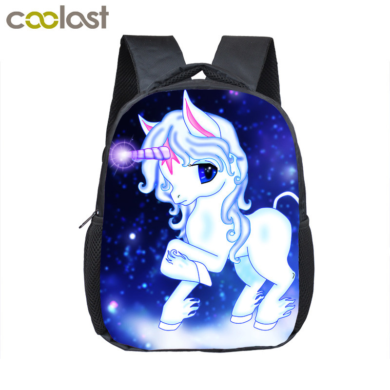 Unicorn School Bags for Girls Boys Cartoon Kindergarten Bag Baby Toddler Backpack Kids Gift Children Book Bag mochila infantil children school bags boys girls orthopedic kindergarten backpack baby cartoon toddler schoolbags kids satchel mochila infantil