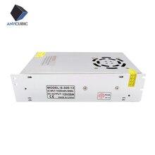 12 В 25A 300 Вт 110 В 220 В переключатель Освещения Трансформаторы высокого качества safy Драйвер для СВЕТОДИОДНЫЕ полосы питания поставка 3D принтер