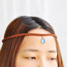 OTOKY 1pc Multicolor Indian Gorgeous Feather Headband Headdress Headpieces Hair Jewelry Drop Shipping May23(China)