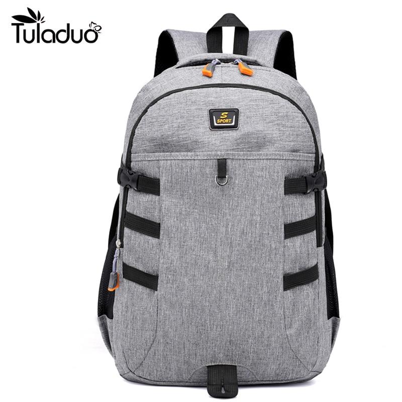 Women Laptop Backpack Mens Travel Bags 2018 Multifunction Notebook Rucksack Waterproof Oxford Computer Backpacks For Teenager