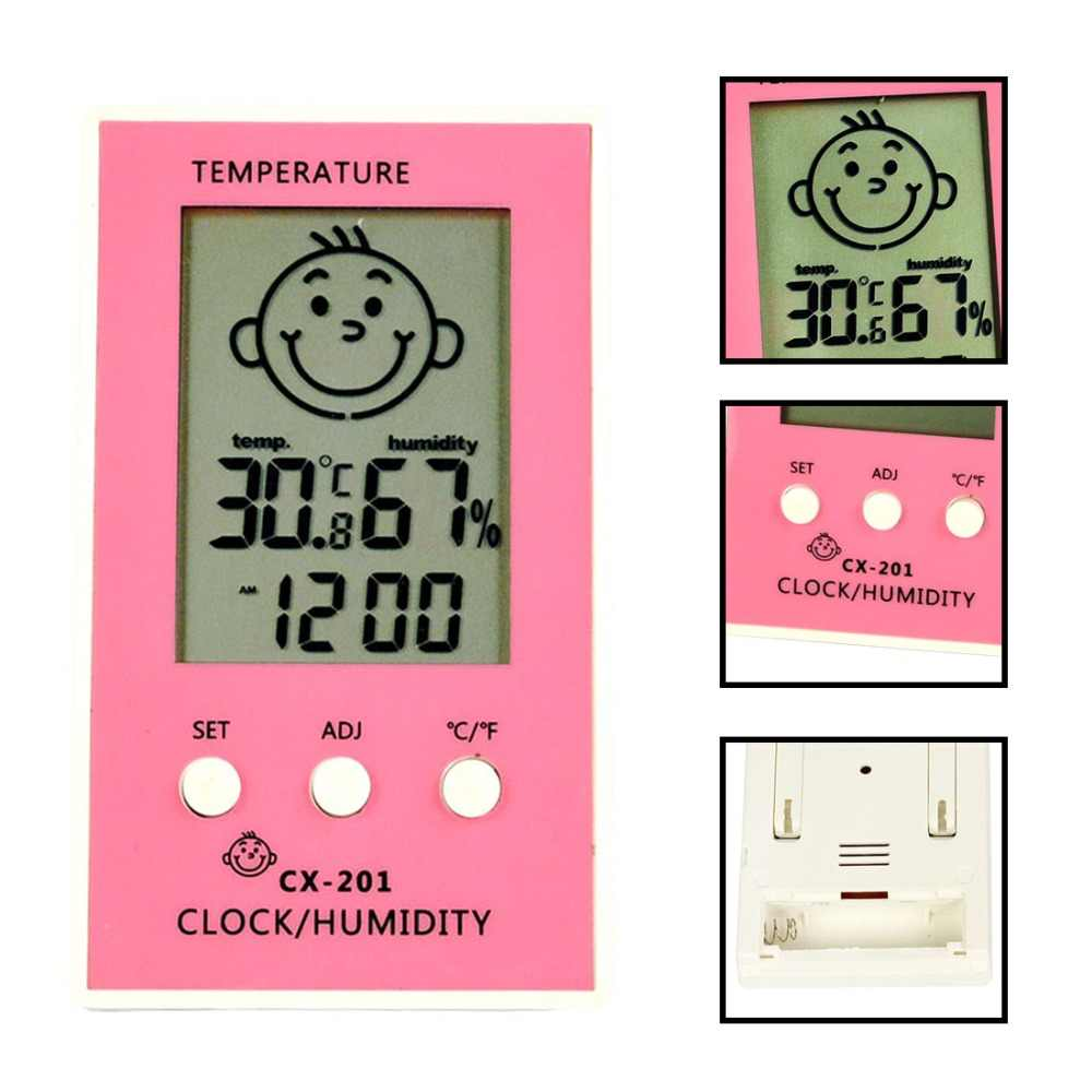 Detail Feedback Questions About 1pc Thermometer Hygrometer Indoor Electronic Of Transistor Temperature Sensor Other Outdoor Precise Digital Clock Logger Humidity Meter
