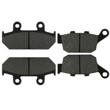 Motorcycle Front + Rear Brake Pads for Honda XL 600 Transalp (VM/VN/VP) (1991-1993) XL600 LT124-140 image