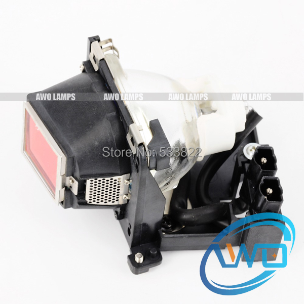 RLC-001 Compatible lamp with housing for VIEWSONIC PJ402D