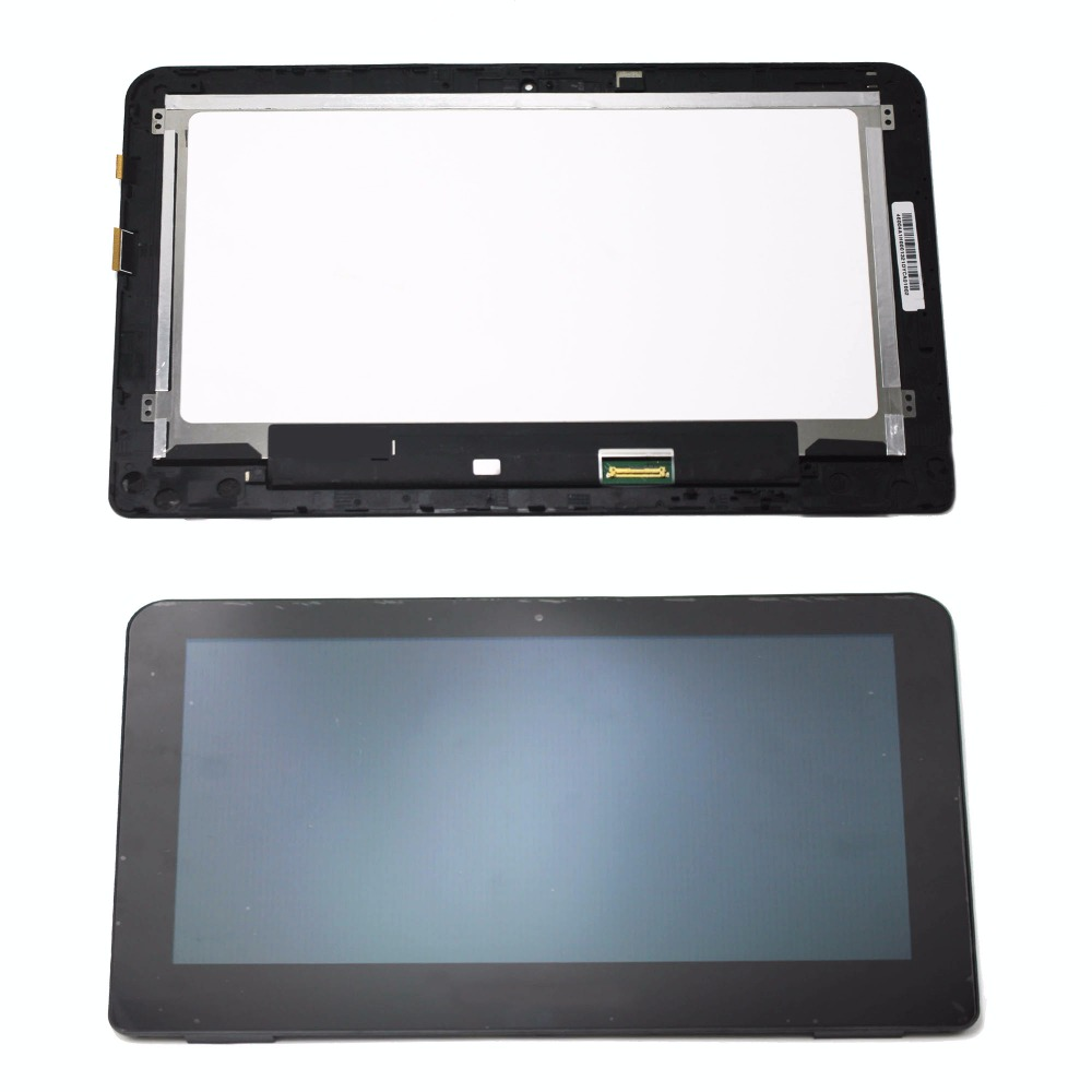 11.6'' for HP Pavilion 11-K120nr 11-K163NR 11-K020NR X360 convertible laptop LCD Display Touch Screen Digitiser Assembly + Frame hw v7 020 v2 23 ktag master version k tag hardware v6 070 v2 13 k tag 7 020 ecu programming tool use online no token dhl free