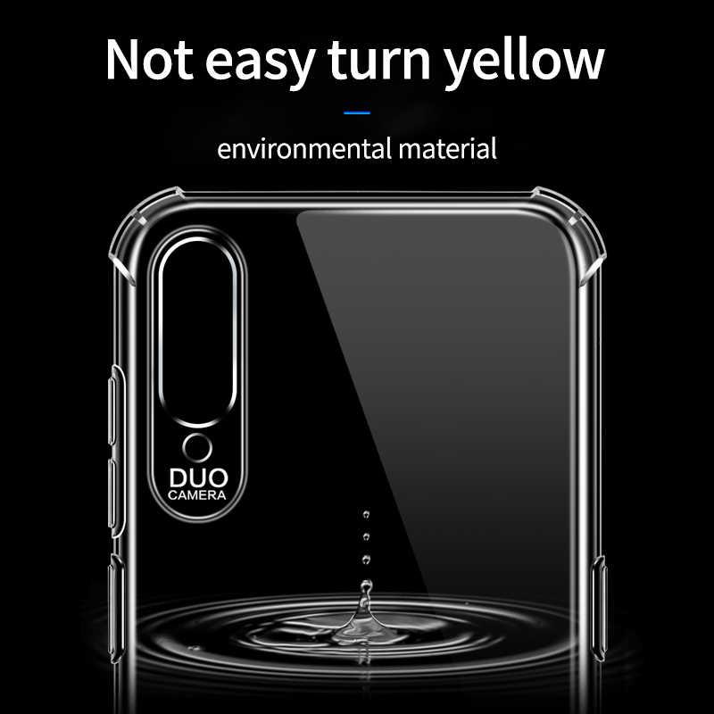 YBD funda a prueba de golpes para Xiaomi redmi Note 7 8 pro Coque para Xiaomi mi 9 se funda protectora para Xiaomi mi 9 9t cc9 redmi K20 caso