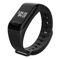 Praktische Motion Smart Horloge Professionele Sport Modus Hartslag & Bloeddrukmeter multifunctionele Herinnering voor IOS Android