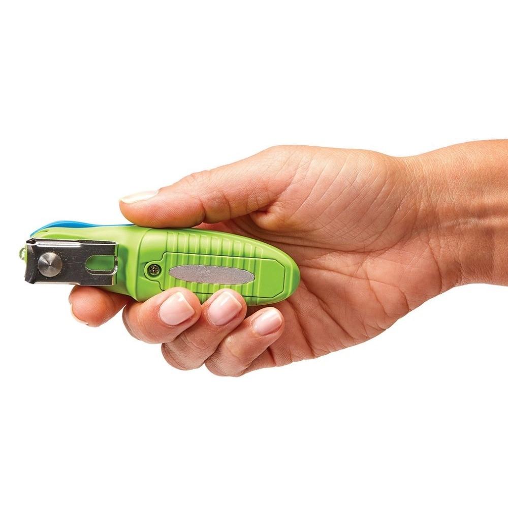 novo led prego clipper tesoura com luz 04