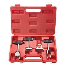 4pcs Spark Plug Puller Set For Disassembly of high pressure package of ignition coil automotive special tool