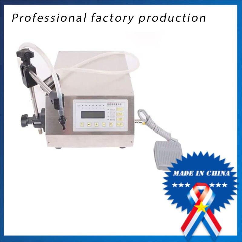 GFK-160 5-3500 ml 110 V/220 V pompe de contrôle numérique boisson eau liquide Machine de remplissage