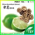 Pectina de cítricos extrae de Citrus Aurantium Extracto