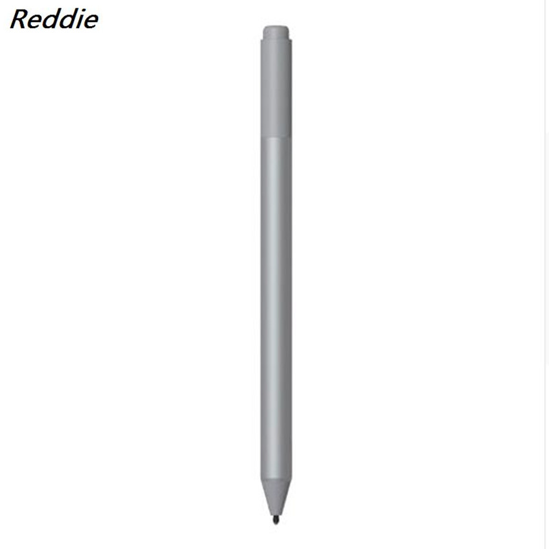 New Stylus Pen for Microsoft Surface Pro5 Silver Blutooth Capacitive Ballpoint pro 5