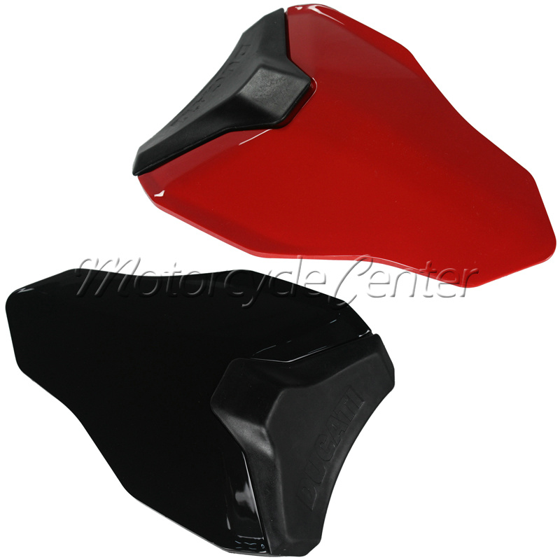 Hot Sale ABS Plastic Motorcycle Rear Seat Cover Cowl For Ducati 1098 848 1198 All Years hot sale hot sale car seat belts certificate of design patent seat belt for pregnant women care belly belt drive maternity saf