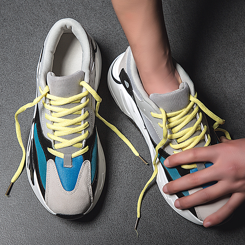 Unseix Air 700 running shoes mens outdoor athletic sport jogging elastic zapatos de mujer comfortable running sneakers 69