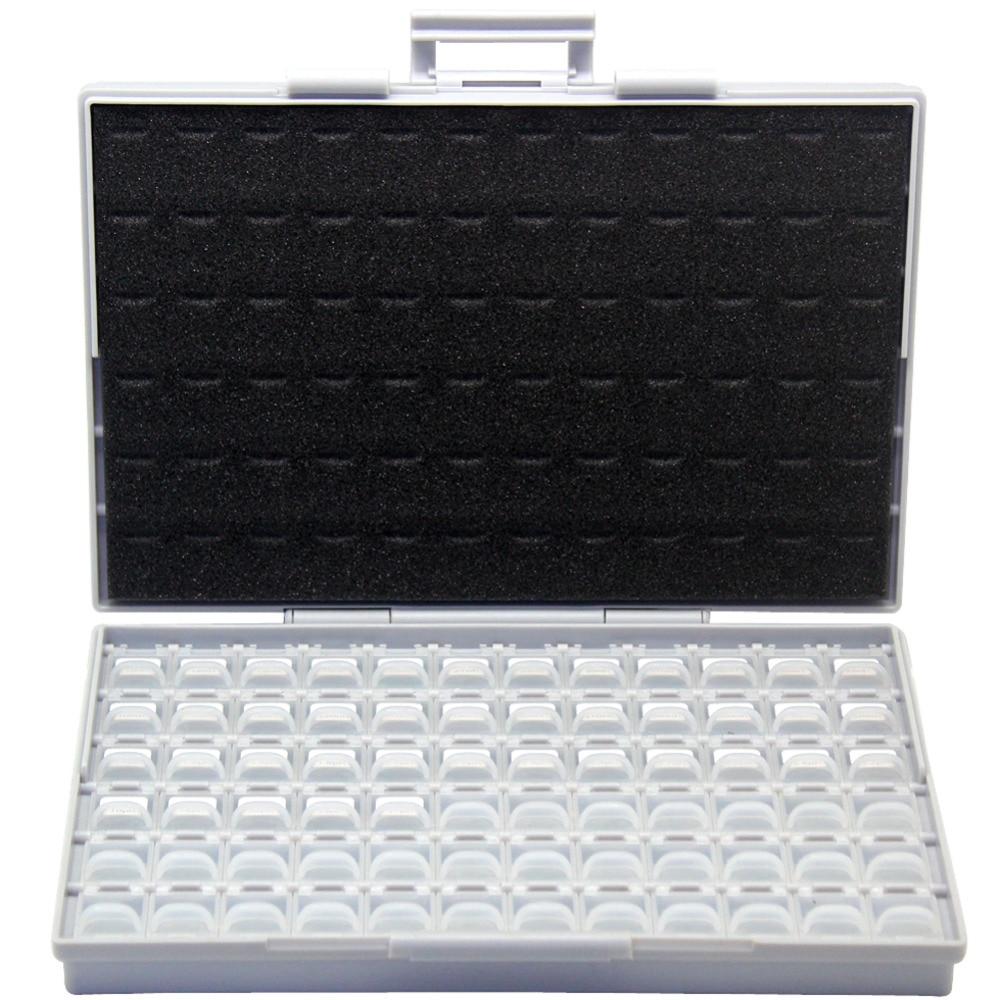 AideTek 40 Values 1008 size 10PC/value Inductor Kit(RoHS Compliance)plastic part box lable L10 10