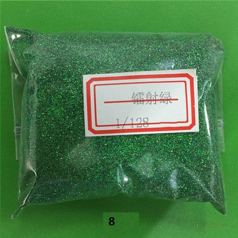 Rikonka 10G голографический блестящий порошок Сияющий сахар ногтей Блеск Лидер продаж пыли порошок для ногтей искусство украшения 21 Цвета