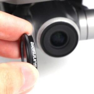 Image 5 - Para MAVIC2 Zoom Câmera de Vidro Óptico Filtro de Densidade Neutra Conjunto Para DJI Mavic 2 Zoom Lentes Filtros CPL UV Zangão acessórios
