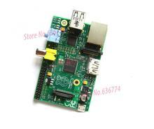 512M Raspberry raspberry pi-B motherboard card type micro computer motherboard